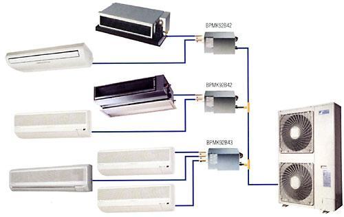 Инверторные мульти сплит-системы позволяют использовать при одном внешнем блоке несколько внутренних блоков, то есть...